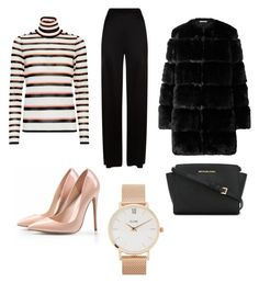 """Untitled #10"" by maria-daria-i on Polyvore featuring Missoni, Temperley London, Givenchy, MICHAEL Michael Kors and CLUSE"