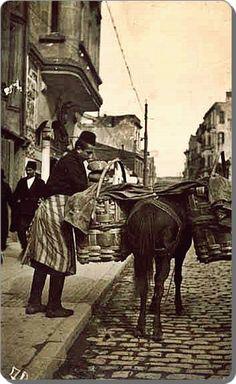 Ekmekci - 1920 ler