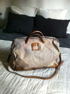 week-end bag