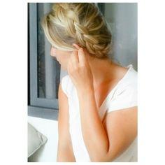 Couronne de tresse #couronne#tresse#hair#braid