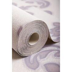 Olana Lilac Wallpaper