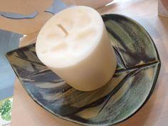 Aamumaan ilveskynttilä - kynttilän raaka-aine on soija!