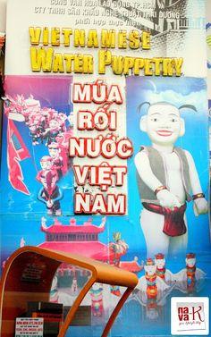 Golden Dragon Water Puppet Theater - Ho Chi Minh City (Vietnam)