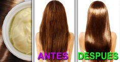 TuSalud.Info: No dejarás de usarlo. Mayonesa para un cabello bri...