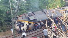 Tren deraiat în Spania soldat cu doi morți și mai mulți răniți - http://tuku.ro/tren-deraiat-in-spania-soldat-cu-doi-morti-si-mai-multi-raniti/