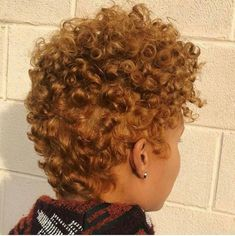 Short Natural Haircut for Black Females Short Natural Haircut Short Natural Ombre Cut Copper Short Naturally Curly Haircut Short Afro Haircut for Natural Hair Natural Hair Haircuts, Natural Hair Cuts, Curly Hair Cuts, Short Hair Cuts, Curly Hair Styles, Natural Hair Styles, Black Hairstyles, Hairstyles 2016, Short Curly Hair Black