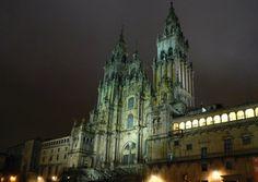 Cathedral · Catedral, Santiago de Compostela