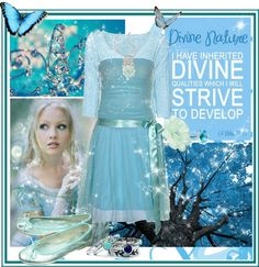 """LDS Young Women Value - Divine Nature"" by ghsdrummajor on Polyvore"