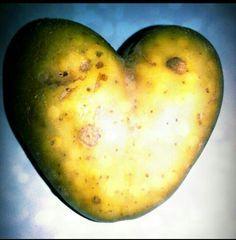 Patata enamorada