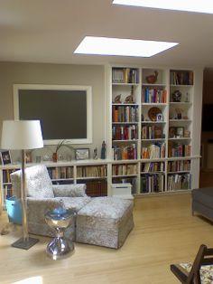 Surround Around Bookcases