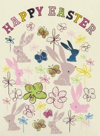 print & pattern: EASTER - paperchase