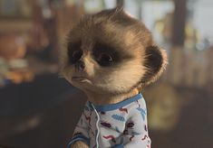 This is so cute Baby Meerkat, Dark Thoughts, Favorite Cartoon Character, Be My Baby, Pictures Images, Sloth, Cute Cartoon, Cartoon Characters, Make Me Smile