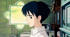The Secret World of Arrietty ~ Sho Secret World Of Arrietty, The Secret World, Studio Ghibli Art, Studio Ghibli Movies, Hayao Miyazaki, Howls Moving Castle, Aesthetic Gif, Totoro, Anime Art