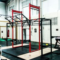 BeaverFit designs and manufactures specialised training equipment for the Military, First Responders, Commercial Gyms, CrossFit Gyms, Educational Establishments and more. Train Safe and Win the Fight. Training Equipment, Sports Equipment, Garden Gym Ideas, American Ninja Warrior, Crossfit Gym, Gym Design, Functional Training, Rigs, Playground