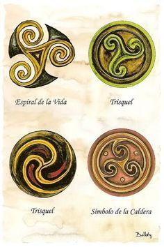 simbolo infinito amor eterno en celta - Buscar con Google