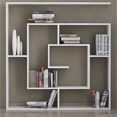 Mini Library ➕ Smart hylla för det lilla biblioteket via Pinterest/Goodreads.com  #diy för den händige? #meander #bokhylla #bookcase