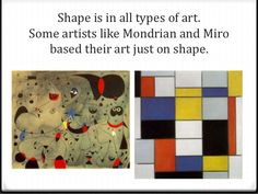 Element of Art - Shape 2