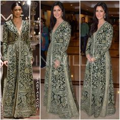 Celebrity Style,katrina kaif,Sabyasachi,Tanya  Ghavri