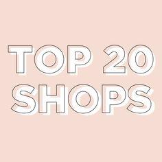 Meine liebsten Onlineshops für Möbel, Wohnaccessoires und Geschenke!