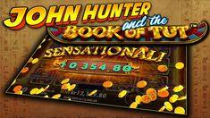 Demo Slot Pragmatic John Hunter and the Book of Tut The Book, Slot, Broadway Shows, Poker, Books, Libros, Book, Book Illustrations, Libri