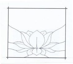 Resultado de imagen de stained glass lamp patterns
