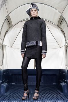 T by Alexander Wang Fall 2014 Ready-to-Wear Collection Slideshow on Style.com
