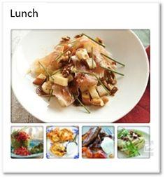 Lunchgerechten Lunches, Potato Salad, Foodies, Appetizers, Potatoes, Ethnic Recipes, Salads, Seeds, Snacks