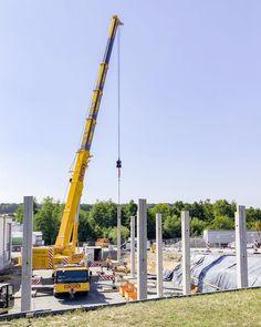 Crane Construction, Cranes For Sale, Heavy Equipment, Diecast, News, Stuff To Buy