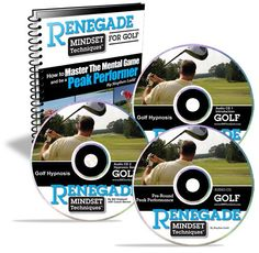 """Now You Can Discover The Cutting-Edge """"Brain Training"""" and Play Peak Performance Golf… Entering """"The Zone"""" On Command, Slashing Your Handicap, and Shocking Your Golf Buddies - Without Additional Practice!"""