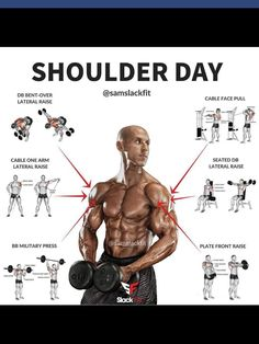 Shoulder Workout | Posted By: CustomWeightLossProgram.com