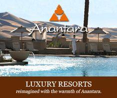 Anantara Luxury Resorts – Deep Discounts!