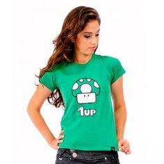 Camiseta 1 up