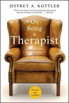On Being a Therapist (Paperback)