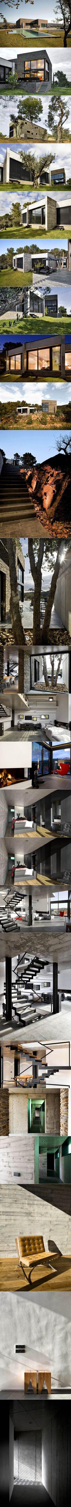 House on the Costa Brava - Journal of Design