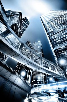 Hong Kong... Photographer Romain Jacquet-Lagrèze