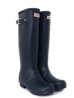 Color Azul Marino - Navy Blue!!! Hunter Boots
