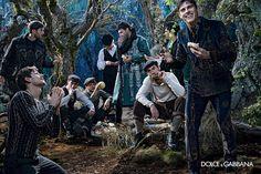 Волшебный лес Dolce&Gabbana
