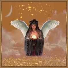 Cantinho de Imagens da Guerreira: Anjo de Luz