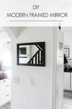 Beautiful DIY Mirror