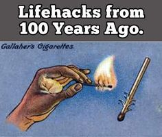 10 Fascinating and Simple Life Hacks from 100-Years-Ago - TechEBlog