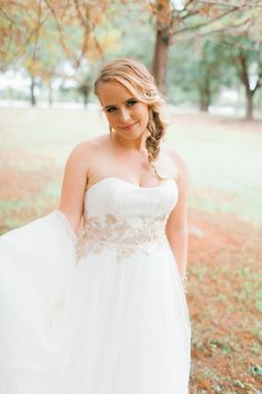 #EnzoaniRealBride Lara gorgeous in Blue by Enzoani Gabes gown
