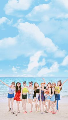 I like kpop ~ this is twice, one of my favourite groups