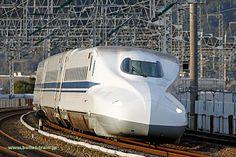 東海道 山陽新幹線 N700系  徳山(山口県)