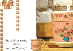 Shop the cutest morning sunshine cups at #thewhistlingnest! #cutest #cuddliest #lilmugs www.facebook.com/thewhistlingnest