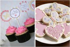 Cupcake Cookies, Cupcakes, Mayo, Presents, Desserts, Food, Pastries, Sweets, Grandparents