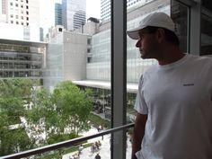 Museo de Arte Moderno de Nueva York, situado en Manhattan.
