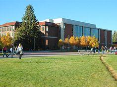 Renne Library  Montana State University  Bozeman, MT
