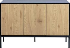 Furn Seaford - Galaxus Sideboard, Storage, Furniture, Home Decor, Oak Tree, Timber Wood, Purse Storage, Decoration Home, Room Decor