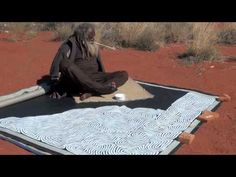 Aboriginal Artist Gracie Ward Napaltjarri 1710 - YouTube
