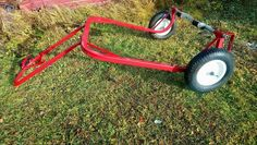 Kelkka renki Tricycle, Lawn Mower, Outdoor Power Equipment, Vehicles, Eggs, Lawn Edger, Rolling Stock, Vehicle, Tools